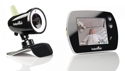 Babymoov Touch Screen Babyphone Camera Video