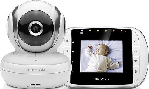 babyphone vidéo Motorola pas cher