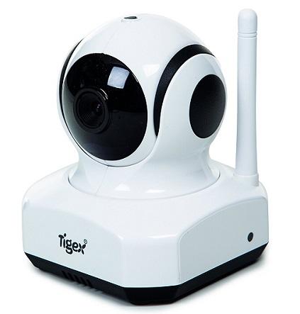 babyphone vidéo Tigex écoute bébé
