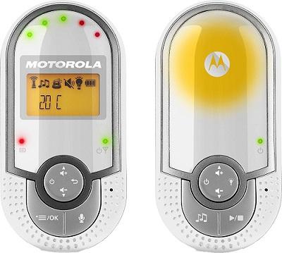 Babyphone pas cher audio Motorola MBP16