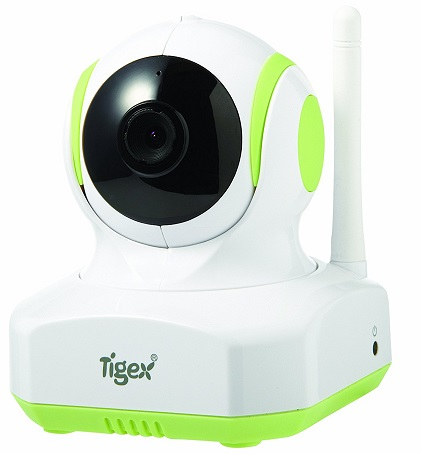 Babyphone Tigex Easy iCam, babyphone vidéo pas cher