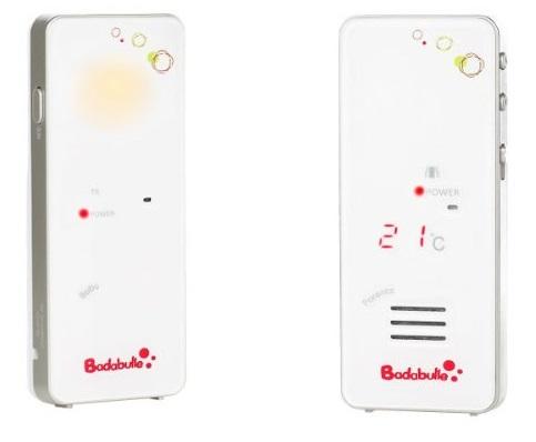 Présentation du babyphone Badabulle B014006 Ecoute-Bébé - Baby Online - 1000 m