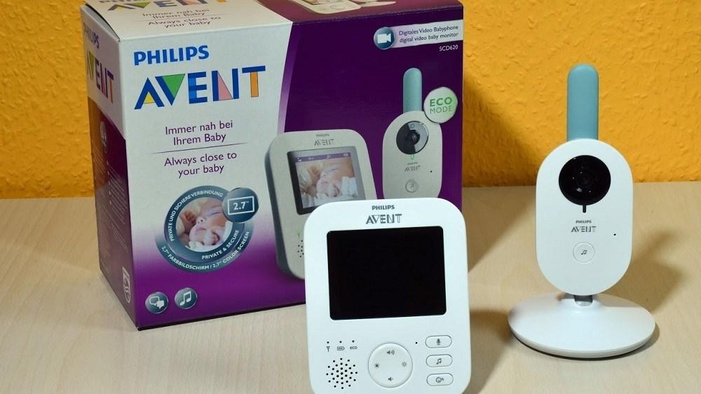 acheter babyphone Philips Avent SCD620 01